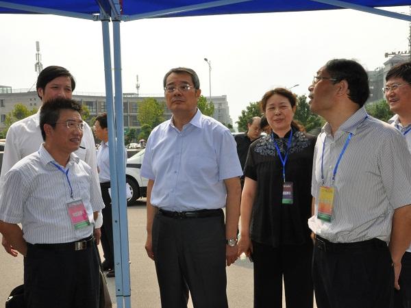 杨勇、柳玉祥等领导视察2015年国家司法考试南京考区